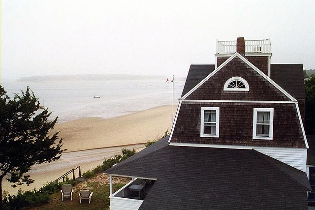 Beach House Door Materials