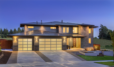 Because It Is Lightweight, Aluminum Is Good For Extra Wide Double Garage  Doors, As It Will Place Less Strain On The Operating Mechanism.