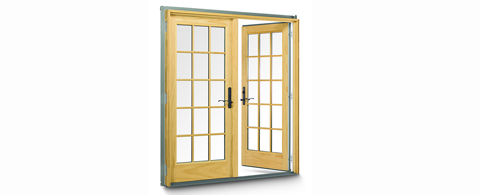 patio doors by Andersen Windows and Doors , USA