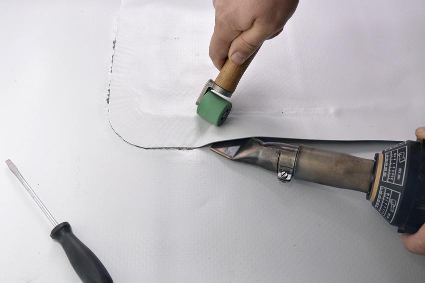 Pvc Flat Roofing Repair